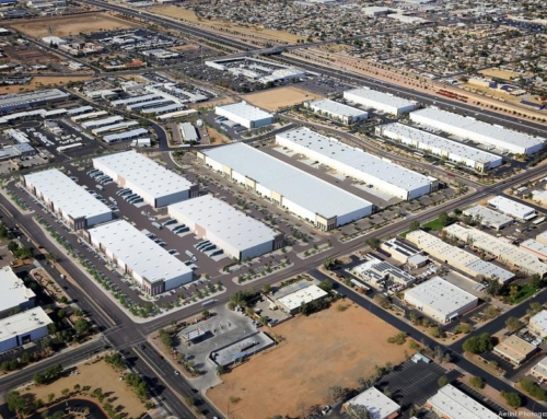 Industrial development grows in Mesa as developers start 2 new projects