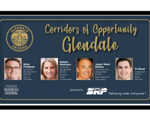Bobbie Mastracci featured panelist – Corridors of Opportunity: Glendale