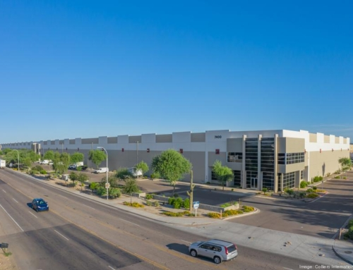 West Coast investor buys high-dollar Phoenix industrial building