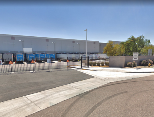 East Coast investment trust buys West Valley industrial facility used by Amazon