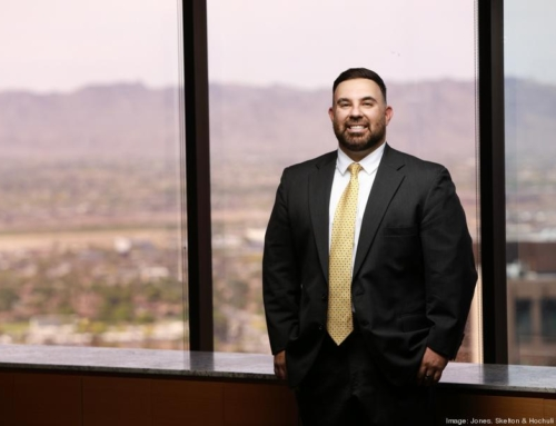 Phoenix-based Jones, Skelton & Hochuli PLC opens law offices in Albuquerque