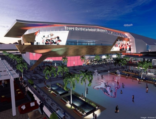 Sky Harbor official calls proposed Coyotes arena a mix of 'incompatible' uses